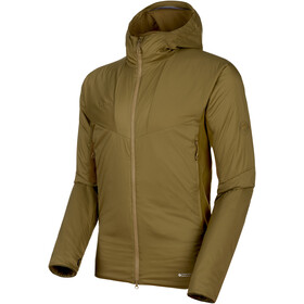Mammut Rime Light IN Flex Hooded Jacket Herren olive